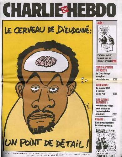 Image de la couv de Charlie Hebdo
